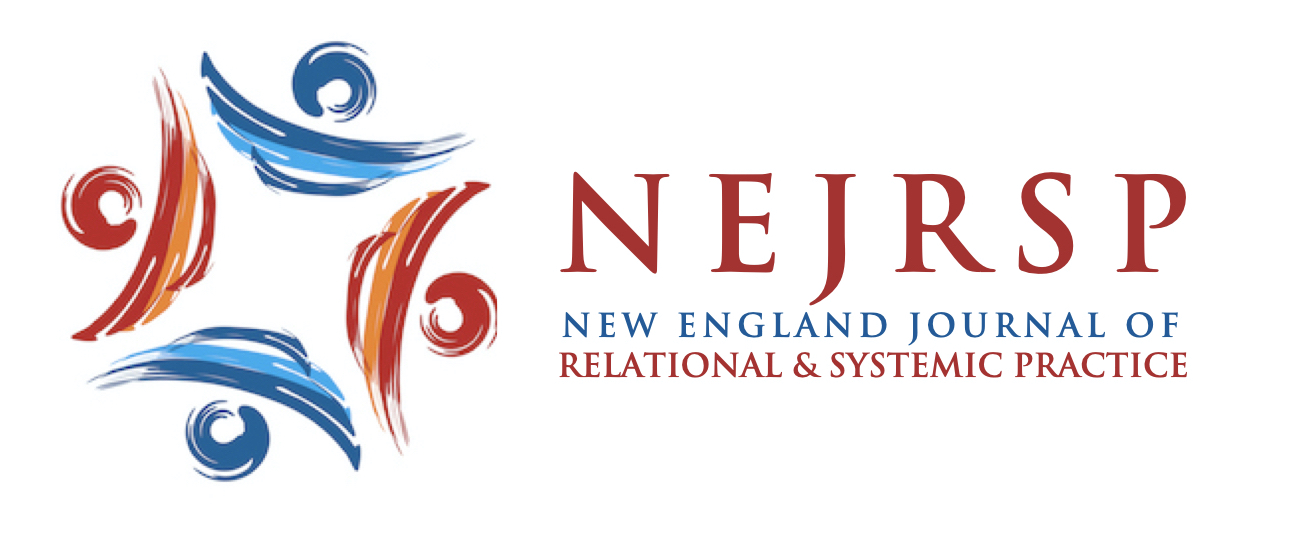View Vol. 1 No. 2 (2021): The New England Journal of Relational and Systemic Practice: Telehealth During the Pandemic